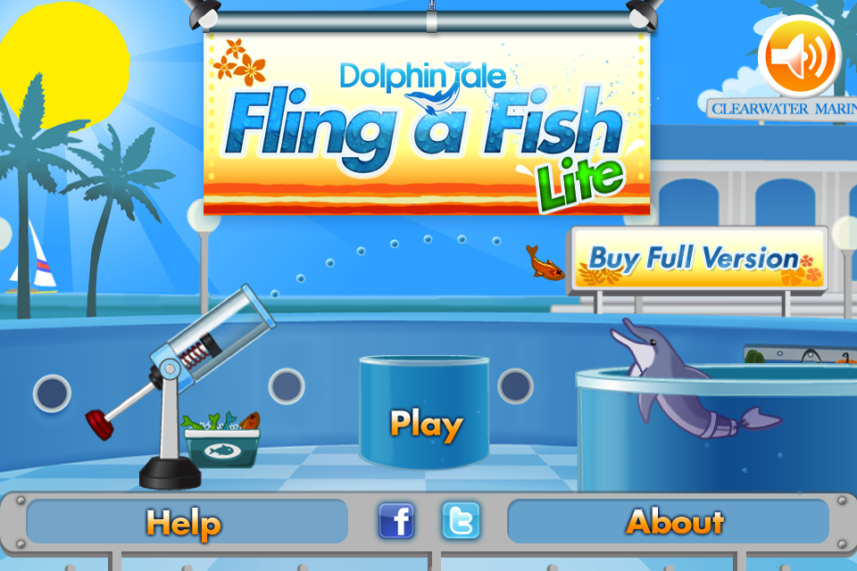 Dolphin Tale Games