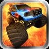 瘋狂大腳賽車 Monster Truck Rally for Mac