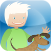 Angus and Max Blast Off! - a deep space adventure by Hamson Design Group Pty Ltd icon