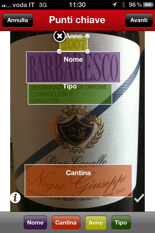 Vinello™ Screenshot