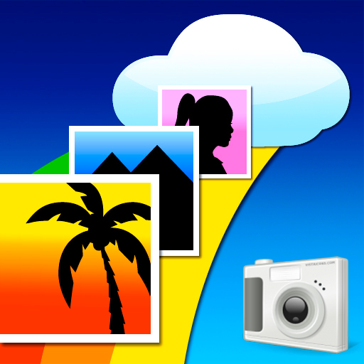 CloudAlbums - Public (or private) instant photo sharing and sync