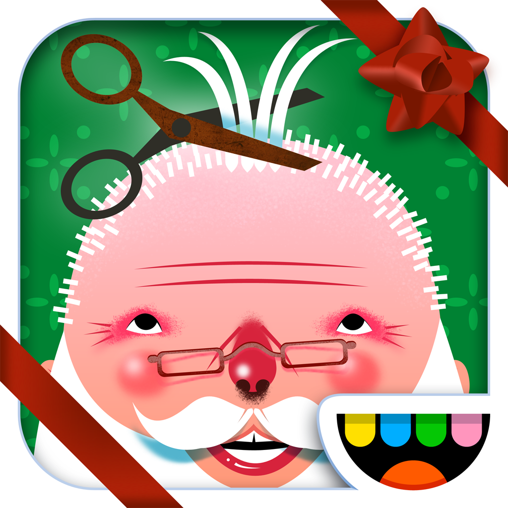 Toca Hair Salon - Christmas Gift on the App Store on iTunes