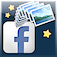 Facebook Photo Sender – Share Multi Photos and Videos on Facebook Icon