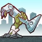 機器人大戰僵尸