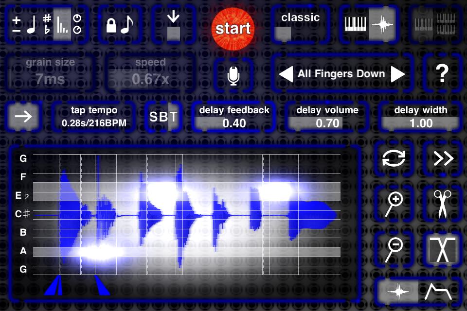 samplewiz для iphone