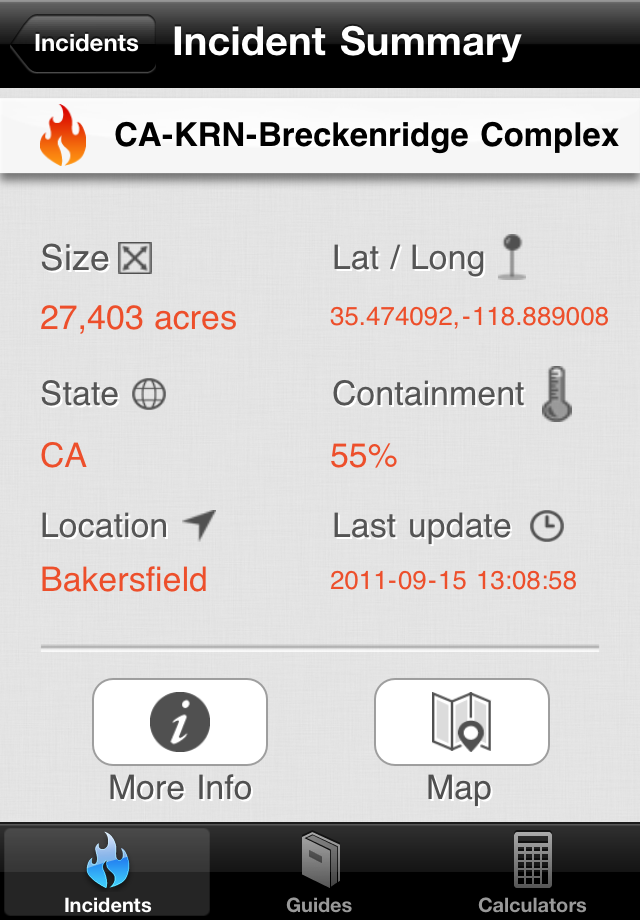 FireWhat Screenshot