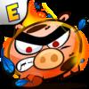 Raging Pigs Free (憤怒的小豬) for Mac