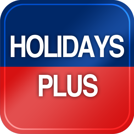 Holidays Plus - US Holiday tracker, calendar sync
