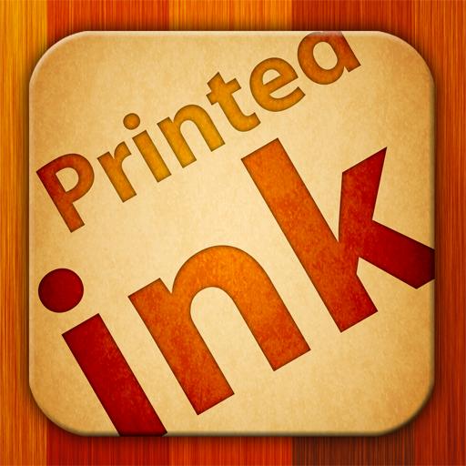 Printed Ink