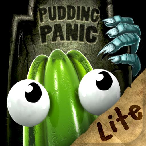 The Great Jitters: Pudding Panic HD Lite