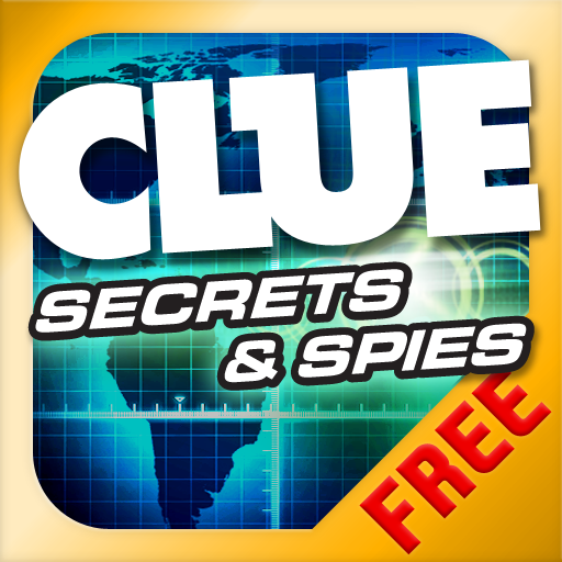 CLUE: Secrets & Spies - A Hidden Object Game | Apps | 148Apps