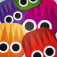 Box Monsters is a challenging gravity puzzle game filled with tricky, obstacle filled levels