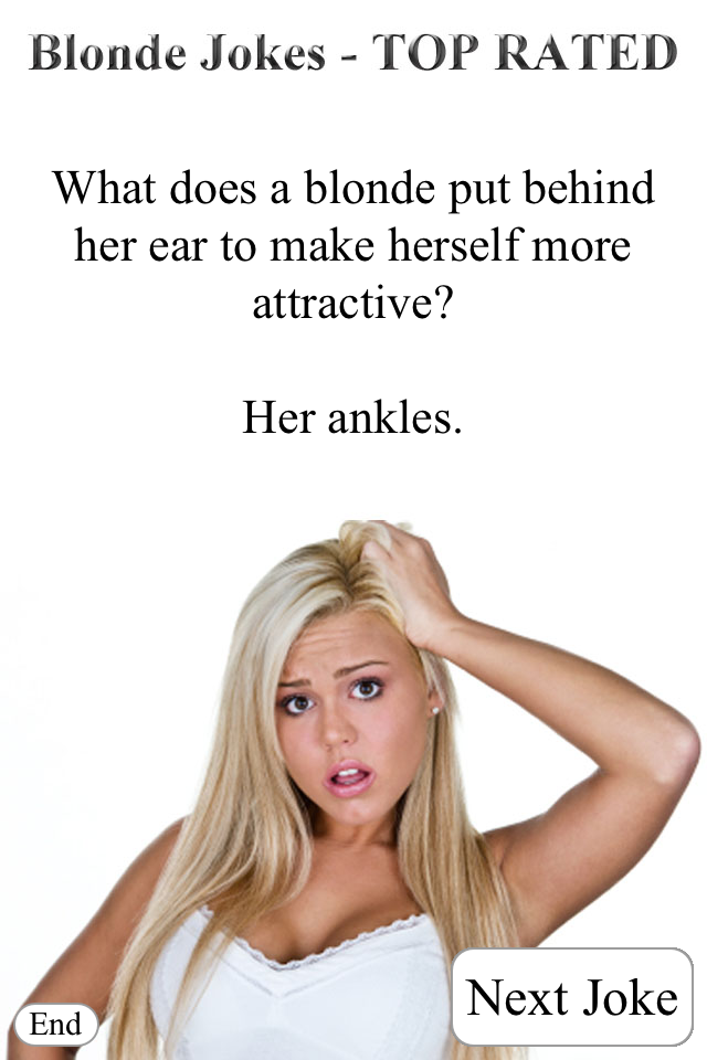 blonde jokes funny dirty - photo #20