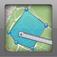 Geo Measure – Map Area / Distance Measurement Icon