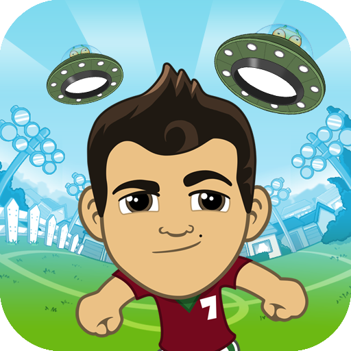 Heads Up with Cristiano Ronaldo