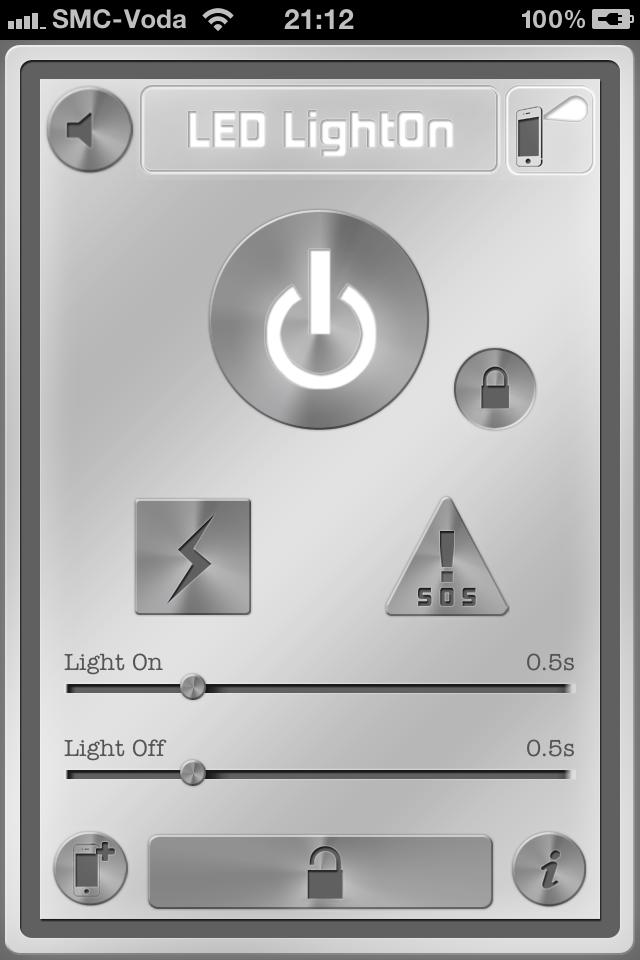 LED LightOn Screenshot