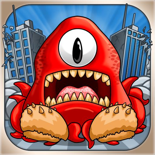 Destructopus: Total Ramage!