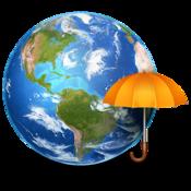 3D全球地圖和天氣 3D Weather Globe & Atlas Deluxe