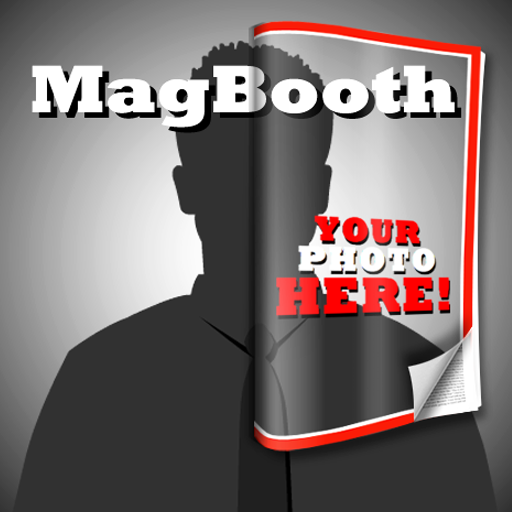 MagBooth Magazine Cover Maker