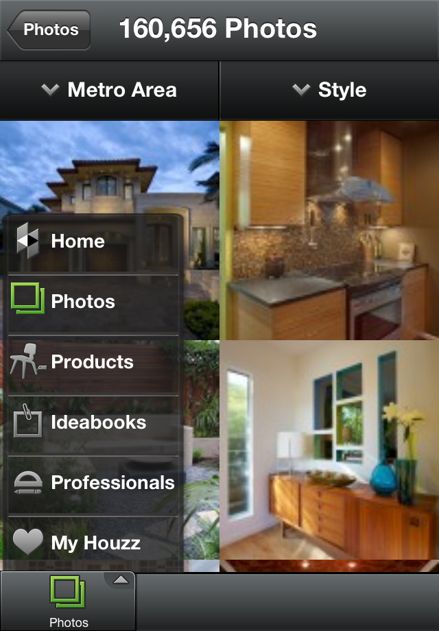 Home Design Ideas App: 'Houzz Interior Design Ideas' App