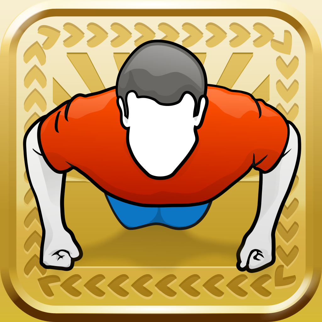 Home fitness workouts. Motion-based exercise tracking - train and reach goals with friends