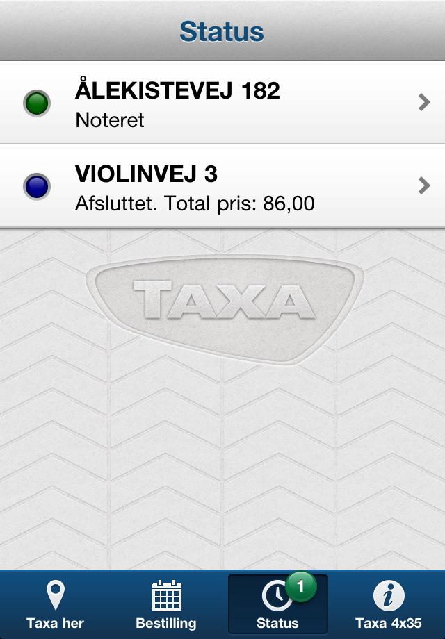 Taxa 4×35 Screenshot