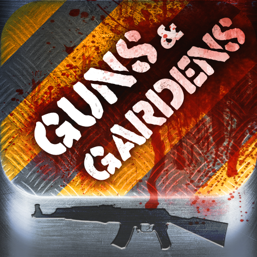 Zombie Tools by Guns & Gardens - Survive The Zombie Apocalypse