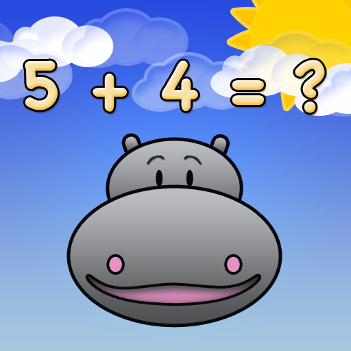 mR. Hippo's Maths Adventure: Addition