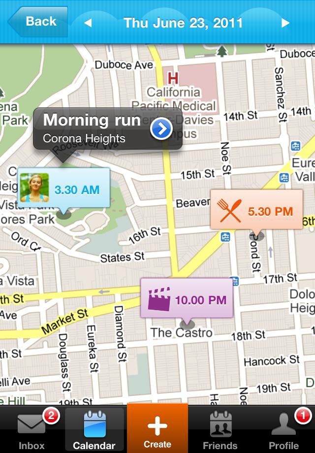 Plango Screenshot