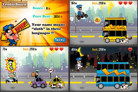 Donuts Chaser Lite Screenshot