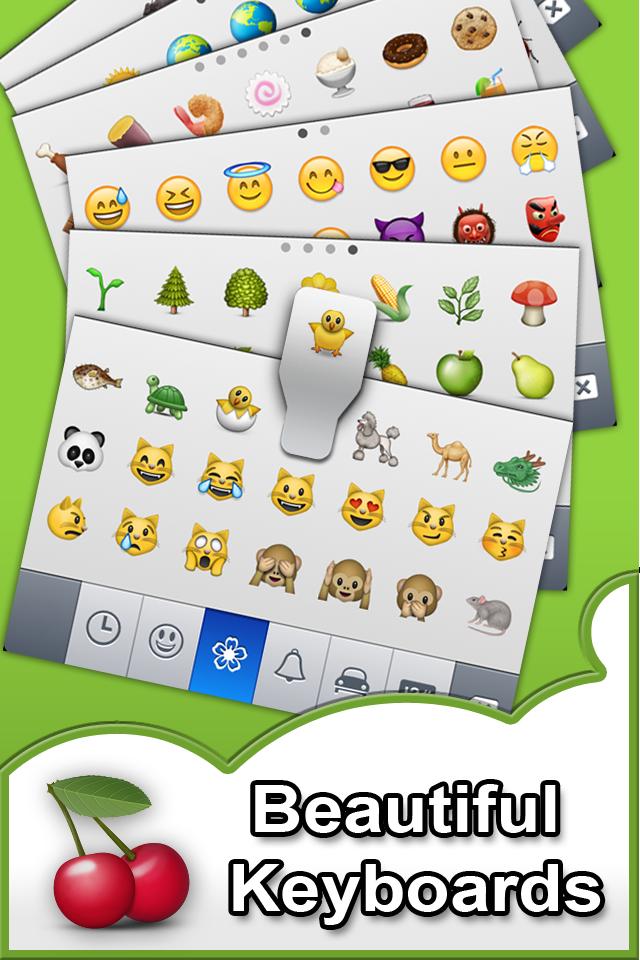 Emoji 2 Keyboard FREE - New Emojis Lifestyle free app for ...