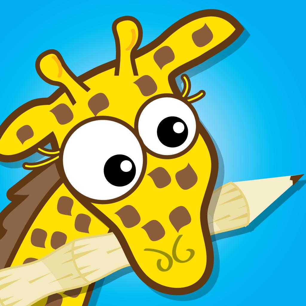 Giraffe's PreSchool Playground HD | iPhone Education apps | by
