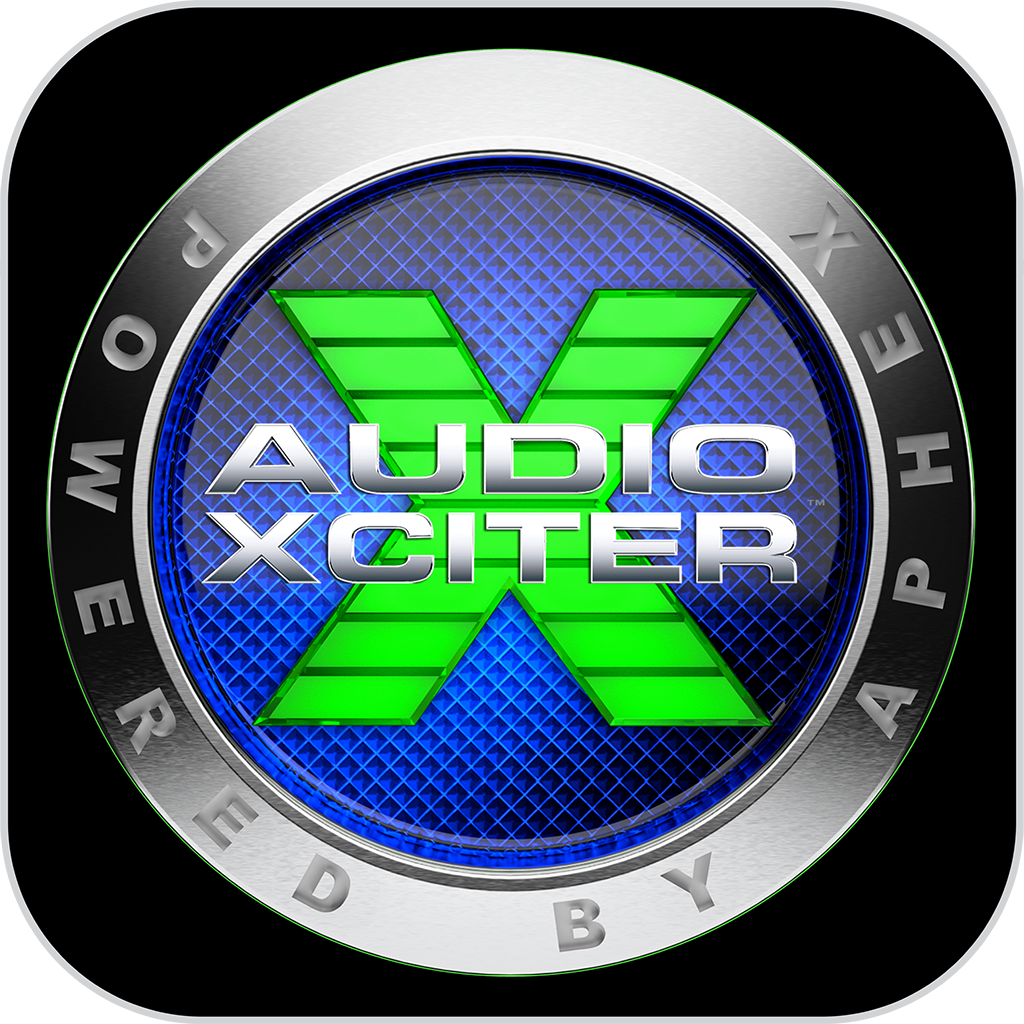 Audio Xciter - DSP Enhanced Music Player