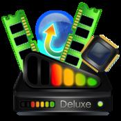 狀態欄展示 Monitor Deluxe