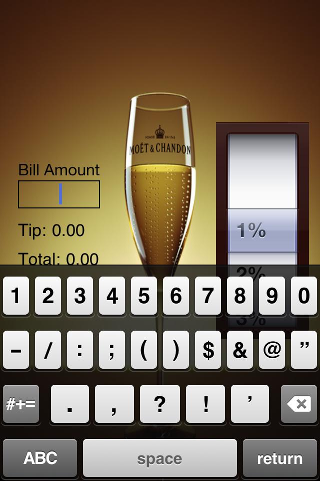 Tip-Culator Screenshot