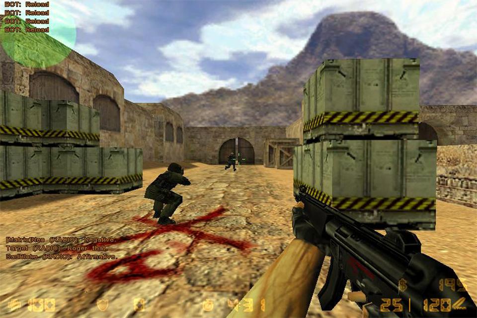 Counter Strike Source Ipad: Counter Strike Download