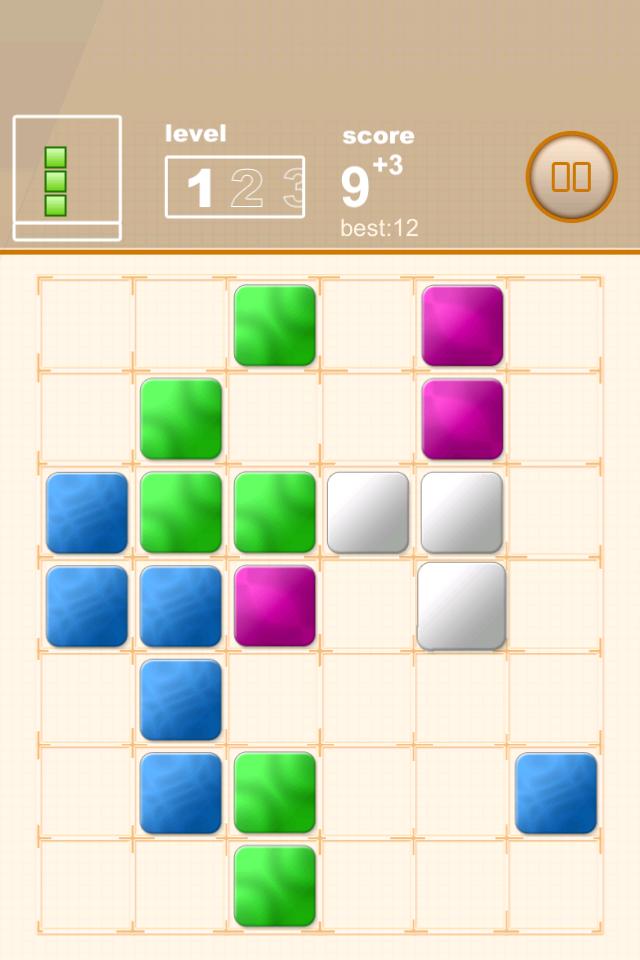 Touch the Block Screenshot
