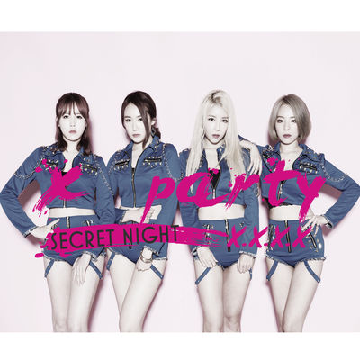 [Single] 4X – Secret Night