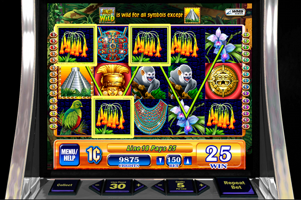 Jungle Wild 2 Slot Machine Free Download