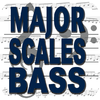 Major Scales Bass by Peter Edwards icon