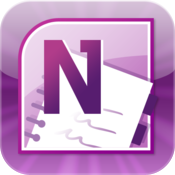 Microsoft OneNote for iPad