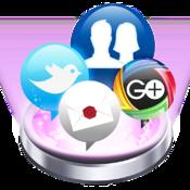 社交網絡集合客戶端 Social Pro