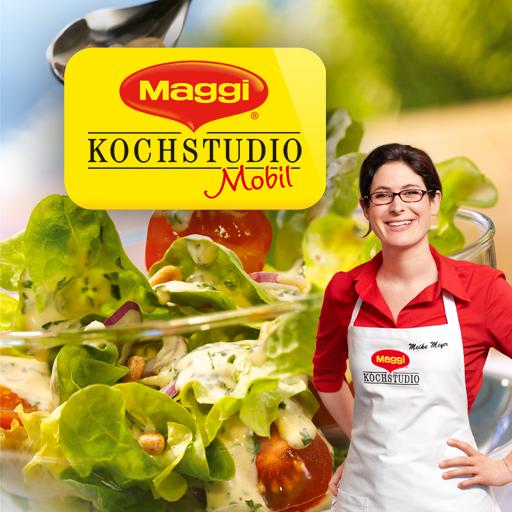 Die MAGGI KOCHSTUDIO Rezepte App - App Store revenue & download ... | {Maggi kochstudio 31}