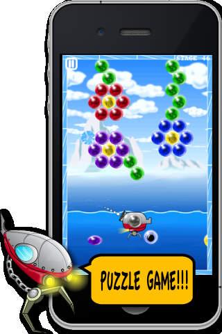 Bubble Submarine