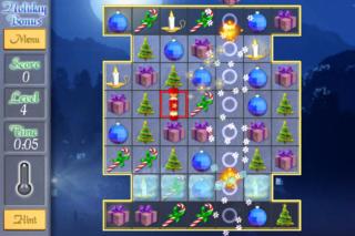 Holiday Bonus Lite Screenshot on iOS