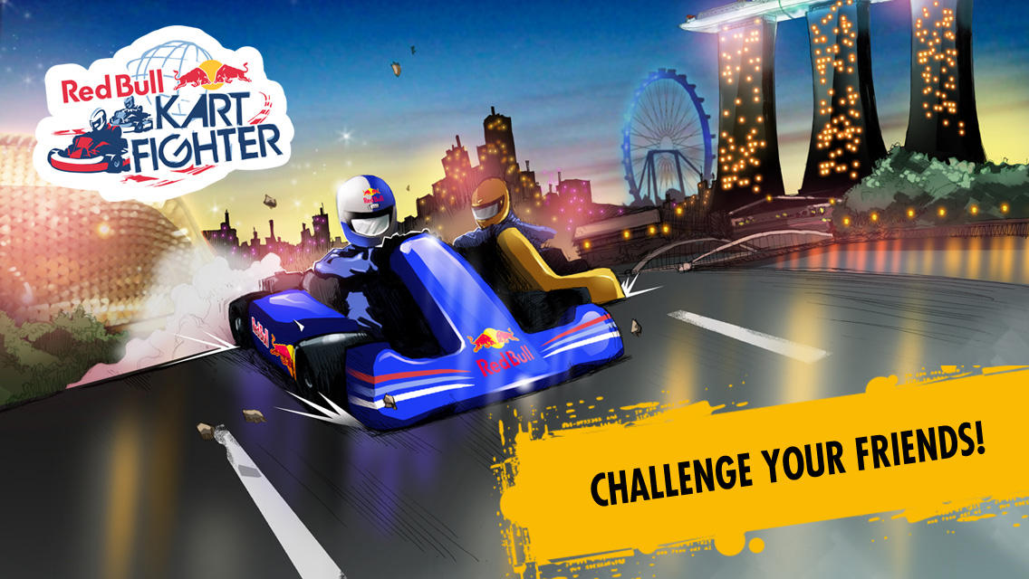 Red Bull Kart Fighter World Tour screenshot-0