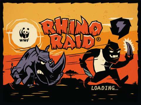 WWF Rhino Raid Screenshot