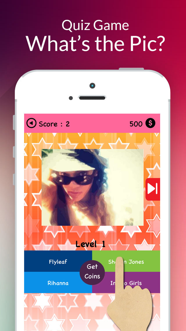 love quiz game