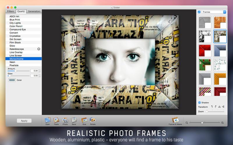 圖片特效 Image Tricks Pro  for Mac