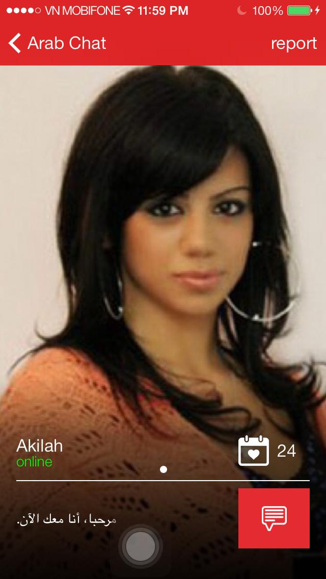 tchat arab